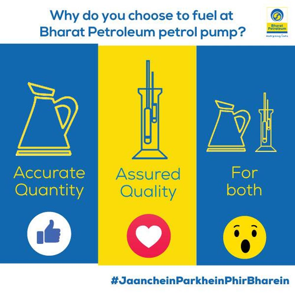 BPCL Marketing Case Study - Marketing and Advertising Campaign - Jaanchein Parkhein Phir Bharein Campaign