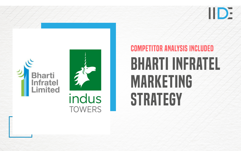 Marketing Strategy of Bharti Infratel & Indus Towers Case Study - IIDE