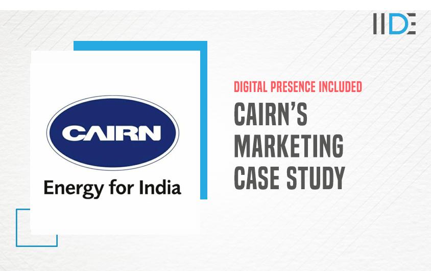 Cairn Digital Marketing Strategy Case Study