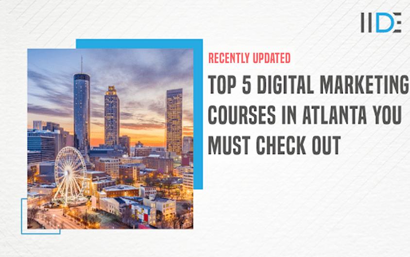 Digital Marketing Courses in Atlanta