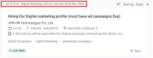 Digital Marketing Courses in Yamuna Vihar