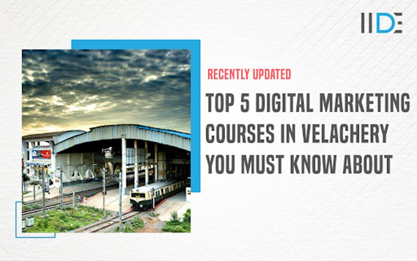 Digital marketing courses in Velachery