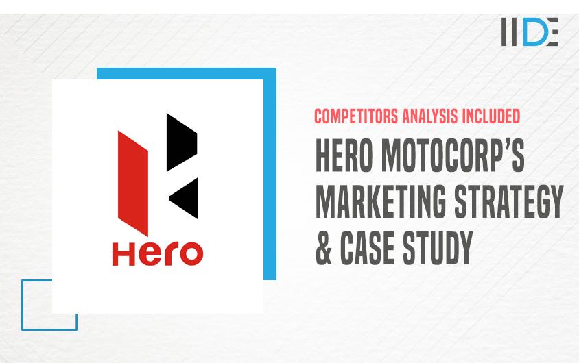 Hero Motocorp Marketing Strategy and SWOT Analysis| IIDE