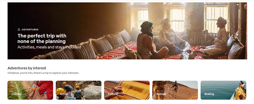 Marketing Strategy of Airbnb - A Case Study - Content Marketing Strategy
