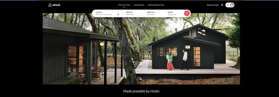 Marketing Strategy of Airbnb - A Case Study - Marketing Campaign Strategy - Made Possible By The Hosts
