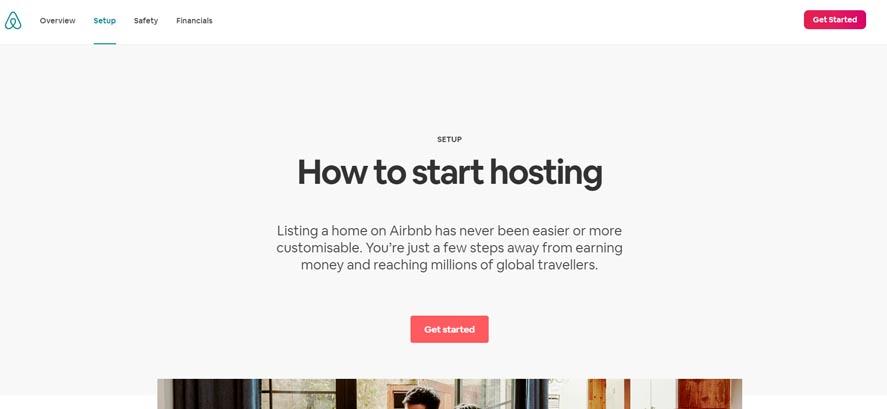 Marketing Strategy of Airbnb - A Case Study - Marketing Mix - Process Strategy