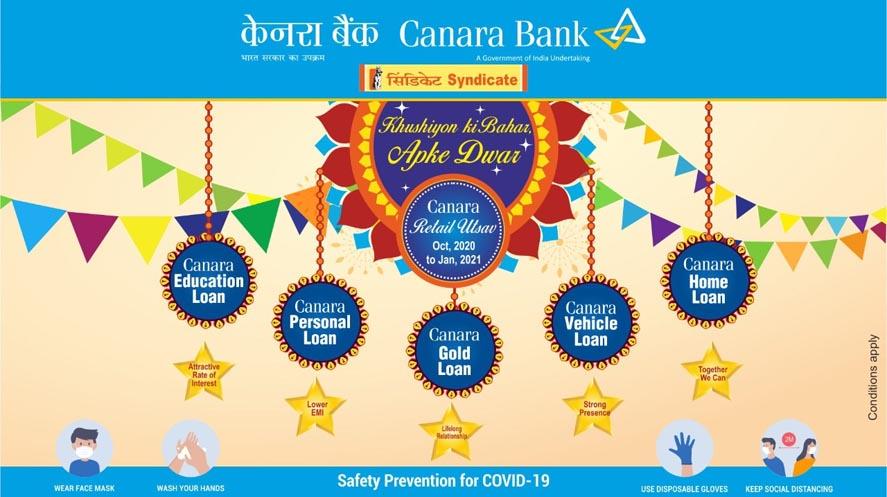 Marketing Strategy of Canara Bank - A Case Study - Canara Retail Utsav
