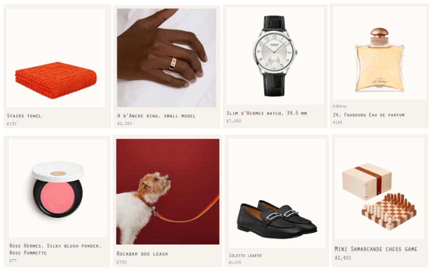Marketing Strategy of Hermes - A Case Study - Marketing Mix - Product Strategy