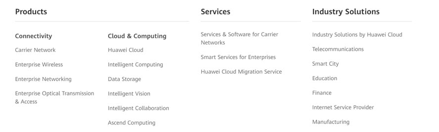 Marketing Strategy of Huawei - A Case Study - Marketing Mix - Product Strategy