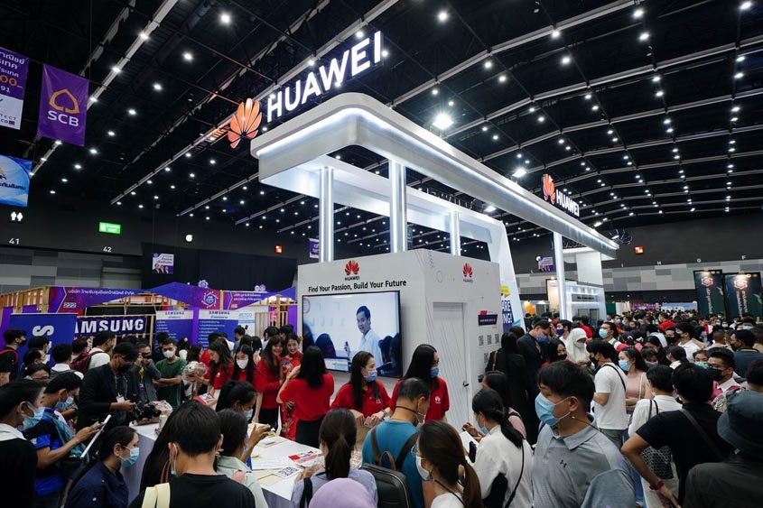 Marketing Strategy of Huawei - A Case Study - Product Display Strategy