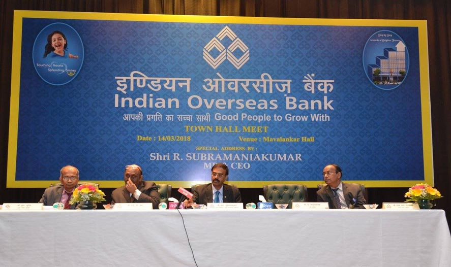 Marketing Strategy of Indian Overseas Bank - A Case Study - Marketing Mix - People Strategy