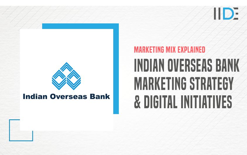 Marketing Strategy of Indian Overseas Bank - A Case Study