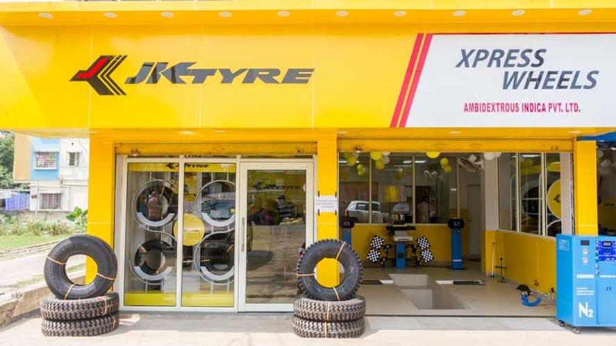 Marketing Strategy of JK Tyre - A Case Study - Marketing Mix -Place Strategy of JK Tyre