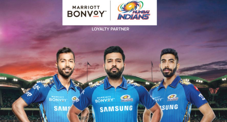 Marketing Strategy of Marriott International - A Case Study - Marketing Campaign - Bonvoy - Mumbai Indians