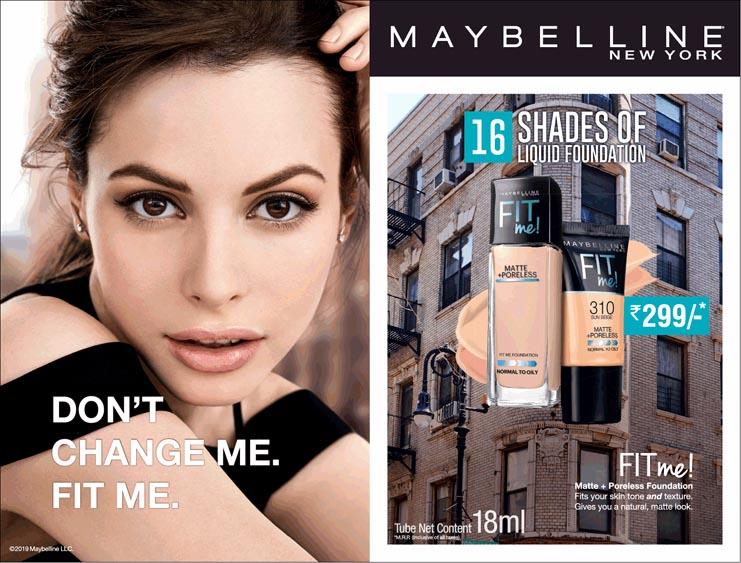 Marketing Strategy of Maybelline - A Case Study - Marketing Mix - Promotion Strategy