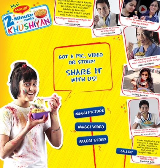 Marketing Strategy of Nestle - A Case Study - Marketing Campaign - A Campaign for Maggi lovers Meri Maggi