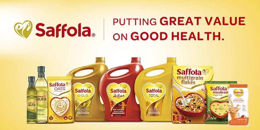 Marketing Strategy of Saffola - A Case Study - About Saffola
