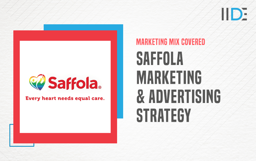Marketing Strategy of Saffola - A Case Study
