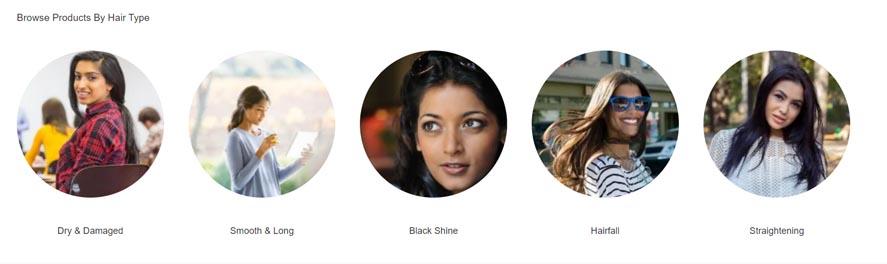 Marketing Strategy of Sunsilk - A Case Study - Marketing Mix - Product Strategy
