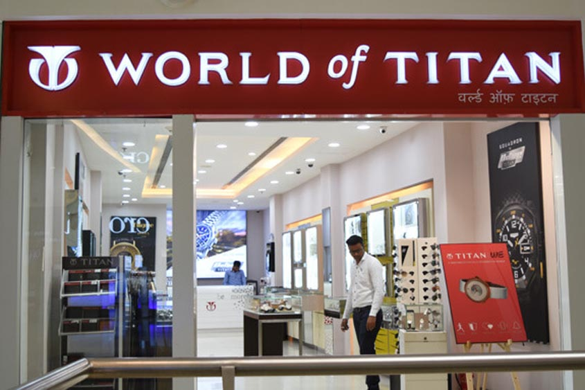 Marketing Strategy of Titan Watches - A Case Study - Marketing Mix - Place Strategy