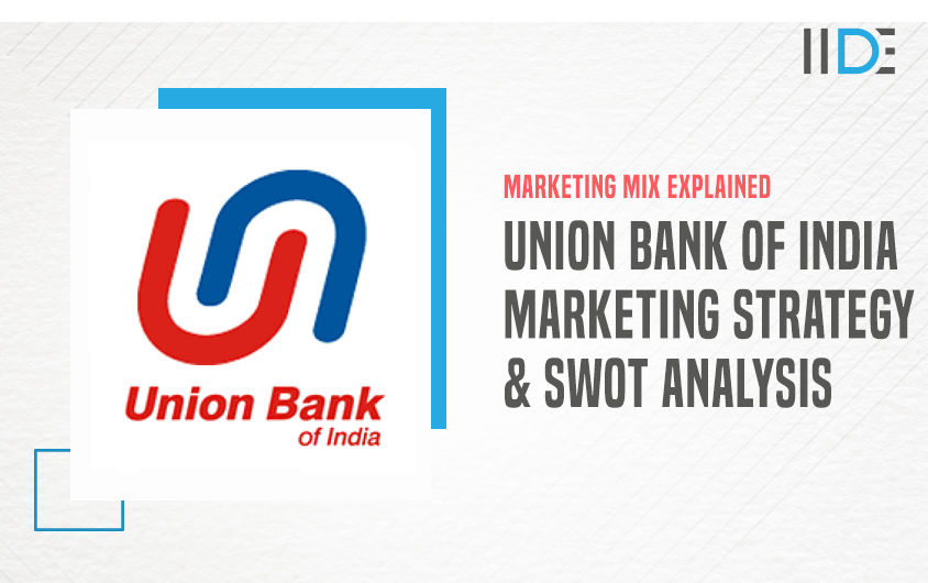 Marketing Strategy of Union Bank of India - A Case Study