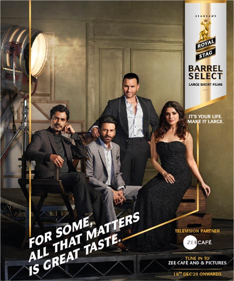Marketing and Advertising Strategy of Royal Stag - A Case Study - Branding Strategy