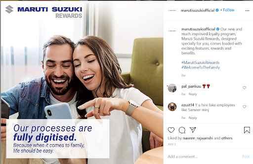 Maruti Suzuki Marketing Case Study - Maruti Suzuki - The Digital Marketing Revolution