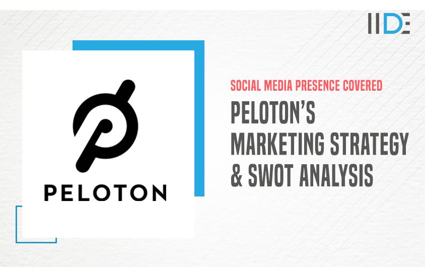 Peloton Marketing Strategy & Case Study | IIDE
