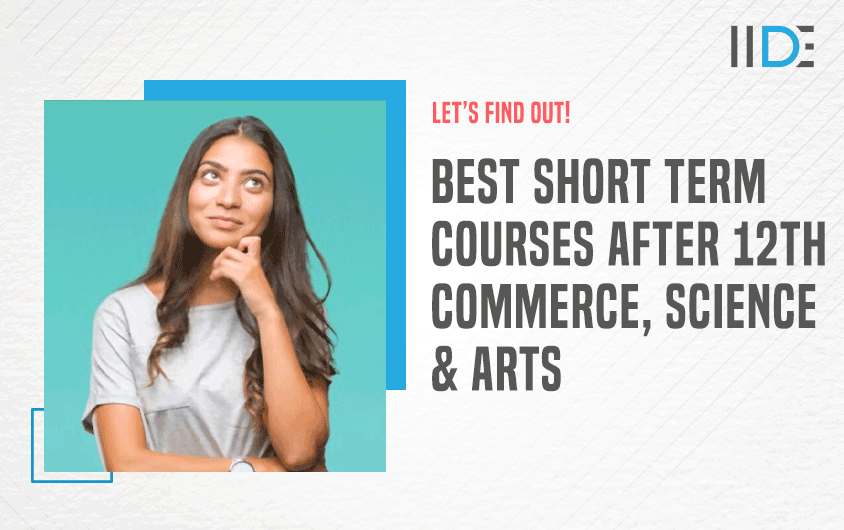 Short Term Courses After 12th