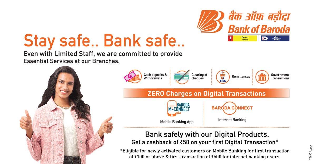 Bank of Baroda Marketing Case Study- Marketing Mix- Marketing & Advertising Campaigns | IIDE