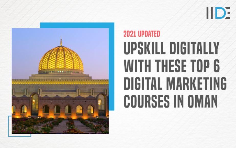 Digital Marketing Courses in oman