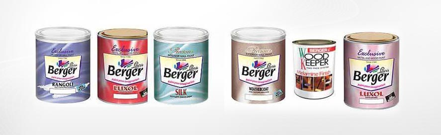 Marketing Strategy of Berger Paints - A Case Study - Marketing Mix - Product Strategy