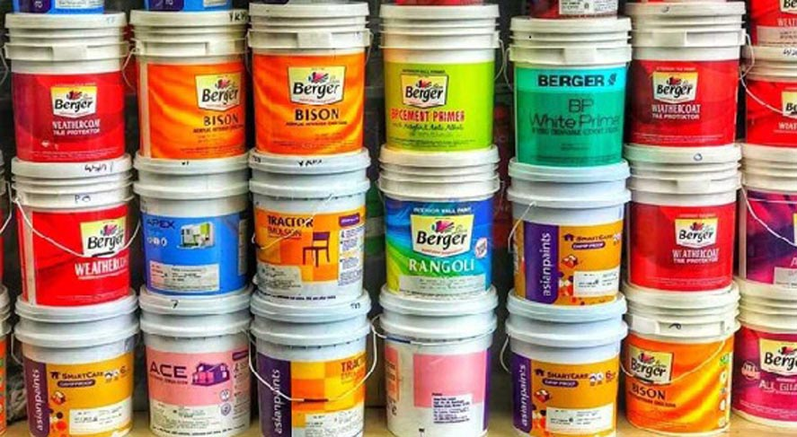 Marketing Strategy of Berger Paints - A Case Study - Marketing Mix - Place and Distribution Strategy