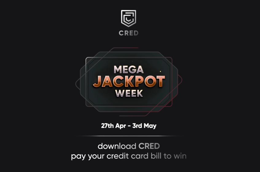 Marketing Strategy of Cred - A Case Study - Cred Mega Jackpot Week