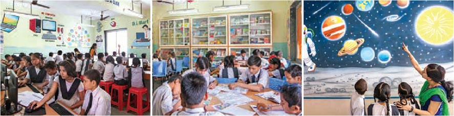 Marketing Strategy of DMart - A Case Study - Better Schools Brighter Futures - A CSR activity of DMart