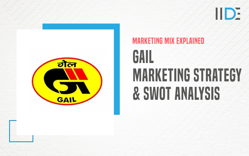 Marketing Strategy of GAIL - A Case Study