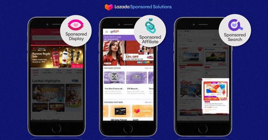 Marketing Strategy of Lazada - A Case Study - Dynamic Ads