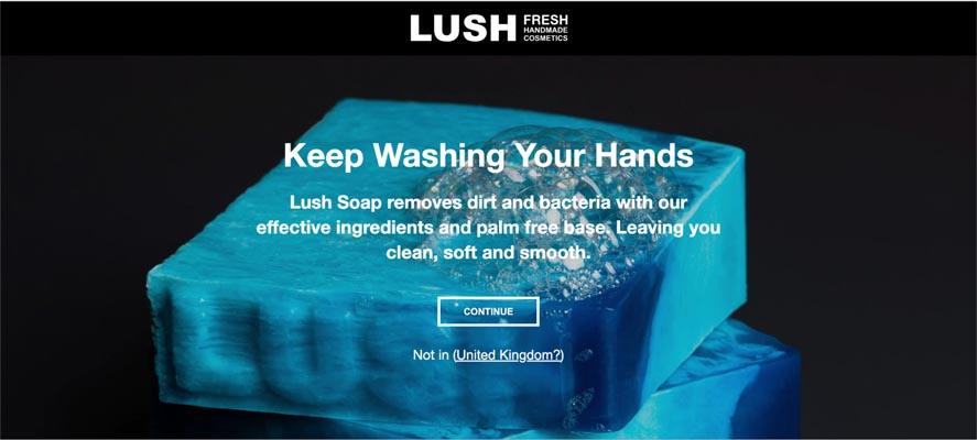 Marketing Strategy of Lush - A Case Study - Marketing Mix - Promotion Strategy
