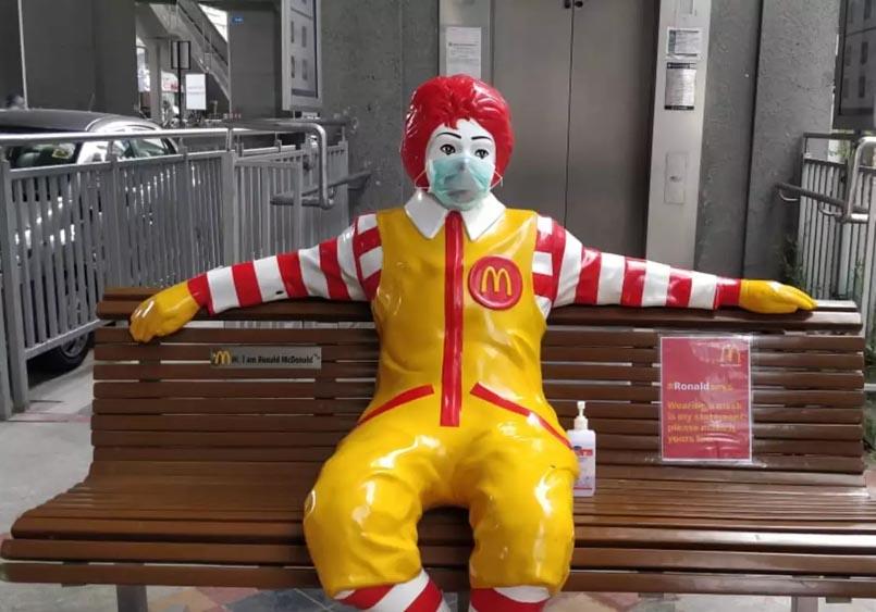 Marketing Strategy of Mcdonald's - A Case Study - Brand Mascot