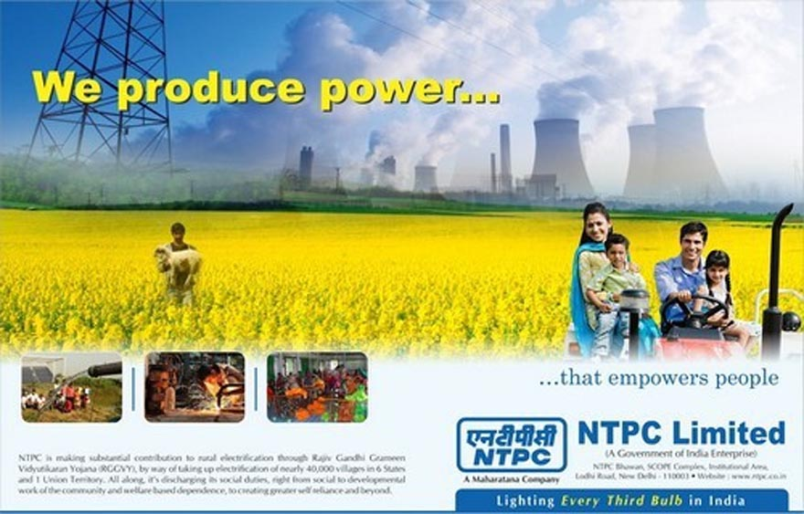 Marketing Strategy of NTPC - A Case Study - Marketing Mix - Promotion Strategy