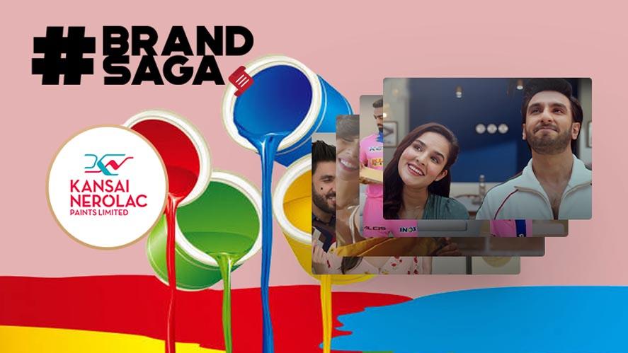 Marketing Strategy of Nerolac - A Case Study - Brand Ambassador - Ranveer Singh