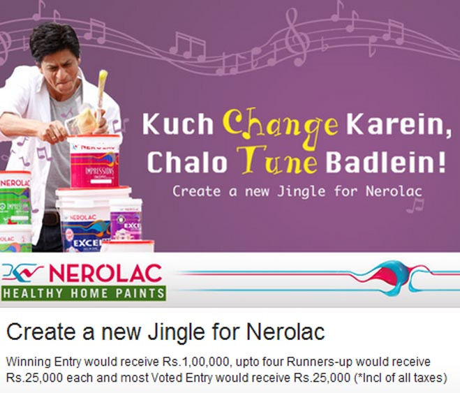 Marketing Strategy of Nerolac - A Case Study - Kuch Change Karein, Chalo Tune Badlein