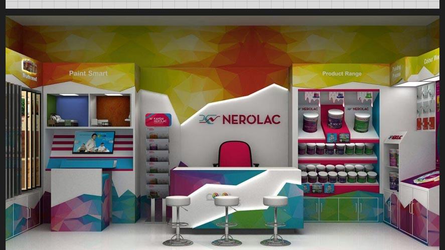 Marketing Strategy of Nerolac - A Case Study - Marketing Mix - Place and Distribution Strategy