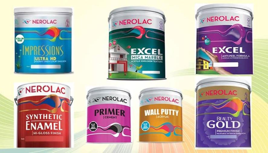 Marketing Strategy of Nerolac - A Case Study - Marketing Mix - Products Strategy