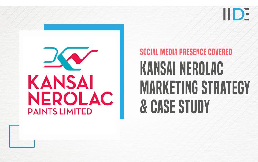 Marketing Strategy of Nerolac - A Case Study