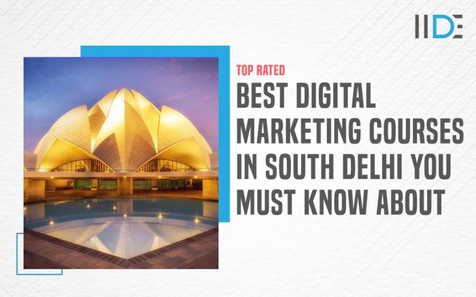 digital marketing courses in South Delhi