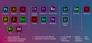 Digital marketing tools - Adobe creative suite