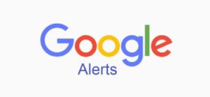 Digital marketing tools - google alerts
