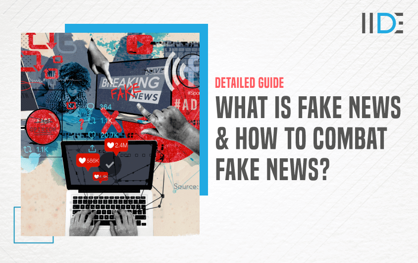 How to combat fake news - featured image