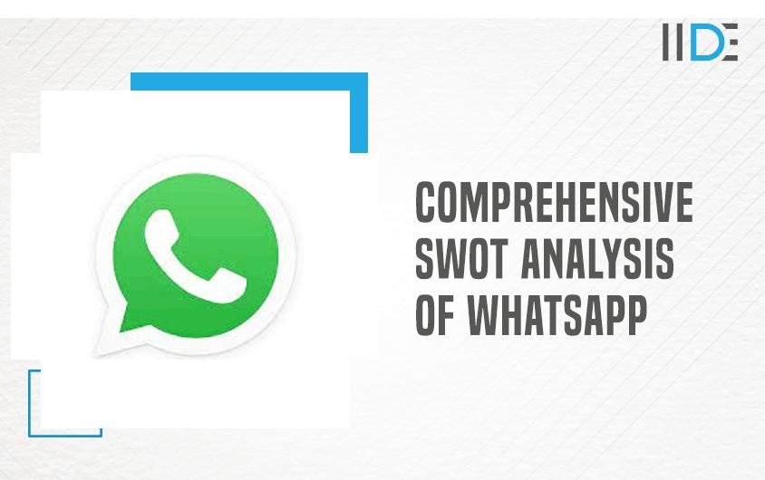SWOT Analysis of WhatsApp   IIDE